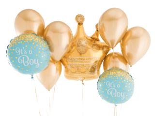 ballonnenpakket voor jongen