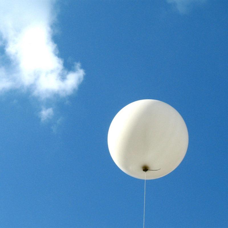 Afscheid ballonnen inspiratie